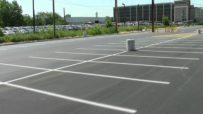 seattle wa paving parking lot installation